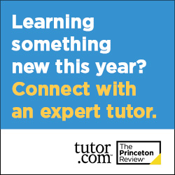 Click here with your library card number ready to access free online tutoring and career services.