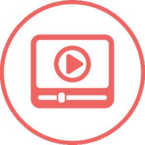icon of digital media