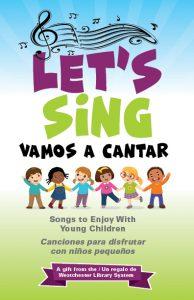 image of Let's Sing Vamos a Cantar brochure